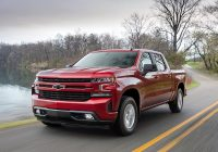 Chevy lowers price on some '19 Silverado models, raises others